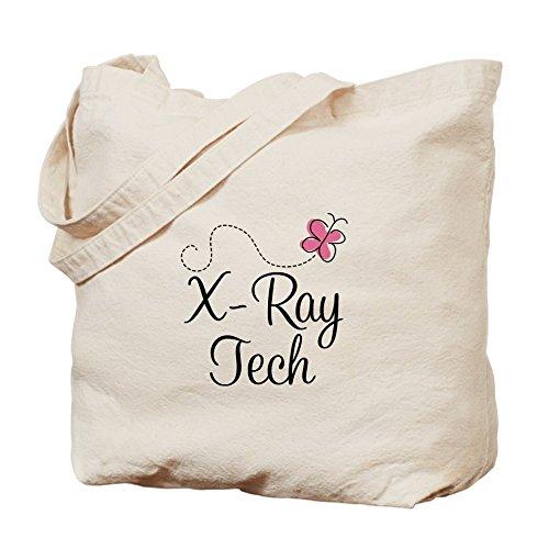 CafePress Unique Design X-ray Tech Tote Bag - Standard Multi-color by CafePress