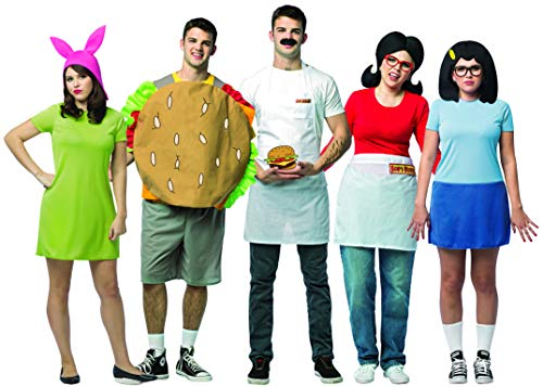 Bob's Burgers - The Belcher Family - 5 Costume ()