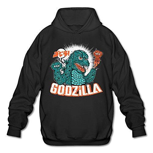 Godzilla Shogun Warrior Cool Hoodies Men Hoodies Sweatshirts Pullover