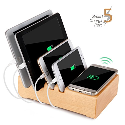 Multi port usb charging station vogek 6 ports charging import it all - Multi chargeur usb ...