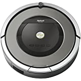iRobot Roomba 850 Robotic Vacuum with Scheduling Feature, Remote and Docking Station