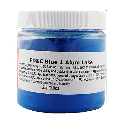Blue No. 1 FD&C Lake - 0.9oz / - Blue Fd