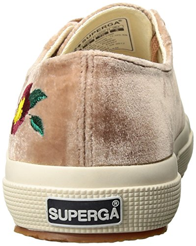 2750 Blush Fashion Embaivelvetw Sneaker Women's Superga PxBqwHBa