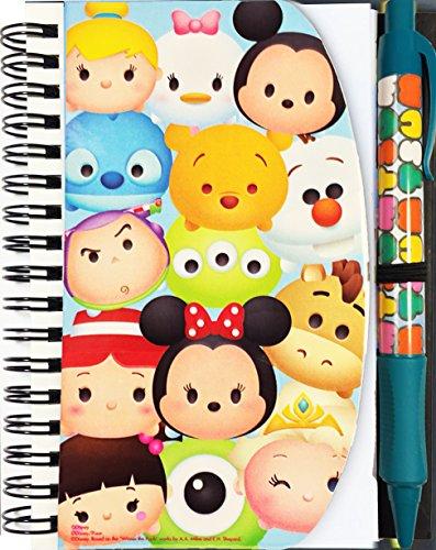 Disney Tsum Pen Notebook Set