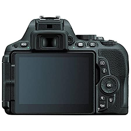 Nikon D5500 - Cámara réflex de 24.2 MP (pantalla táctil giratoria ...