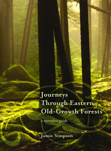 Journeys Through Eastern Old-Growth Forests: A narrative guide (Paperback)