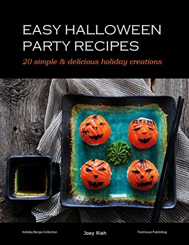 Easy Halloween Recipes: Simple and delicious party -