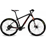 BEIOU Carbon Fiber 650B Mountain Bike 27.5-Inch 10.7kg T800 Ultralight Frame 30 Speed SHIMANO M610 DEORE MTB Matte 3K CB20