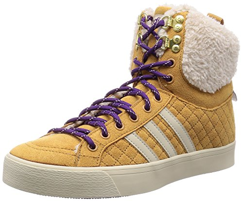adidas Damen Park WTR Hi W High-Top Camel