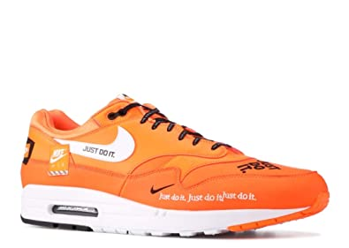 quality design 43e93 a5f71 Nike Air Max 1 Se, Sneakers Basses Homme, Multicolore (Total Orange White