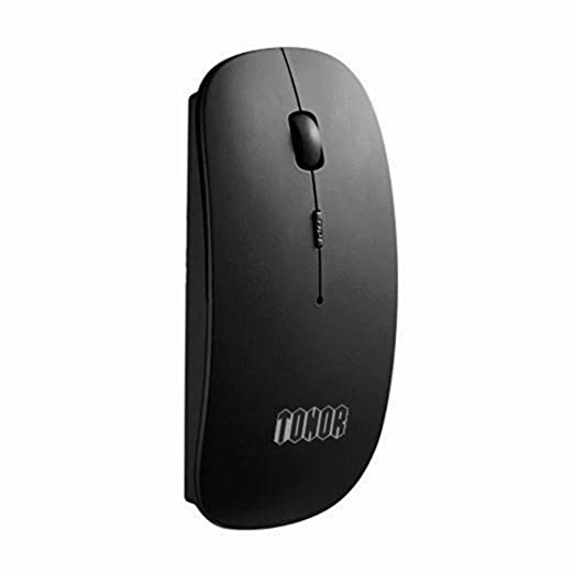 636 opinioni per Tonor Mouse Wireless Ottico Bluetooth Ricaricabile Silenzioso Ultra Sottile