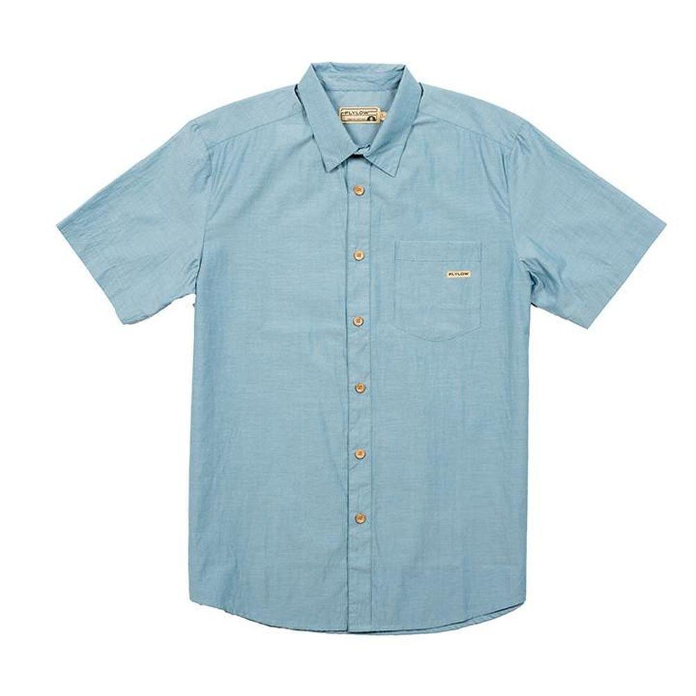Flylow Phil A Chambray SS Shirt Mens