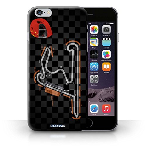 Hülle Case für iPhone 6+/Plus 5.5 / China/Shanghai Entwurf / 2014 F1 Piste Collection