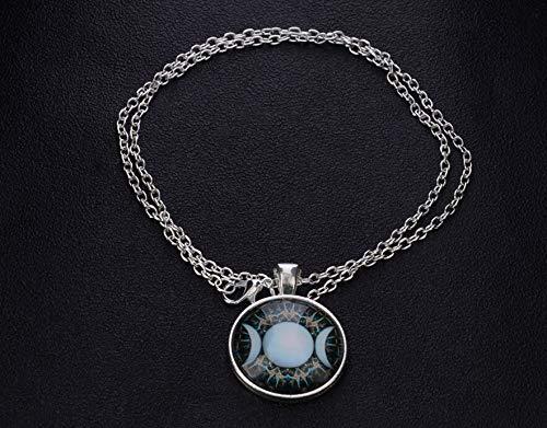 Time Gemstone Necklace
