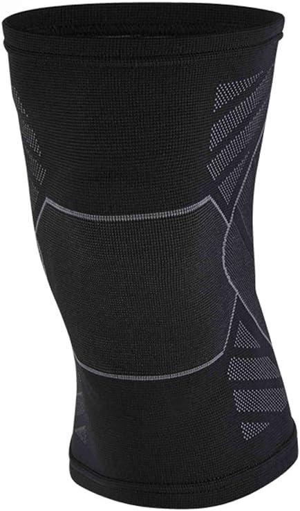 HUA BEI 膝パッド スポーツ膝パッド男性と女性の通気性フィットネストレーニング暖かいメニスカス保護保護服 - 3サイズオプション @@ (サイズ さいず : XL)  X-Large