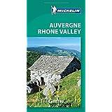 Michelin Green Guide Auvergne Rhone Valley, 7e