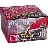 Maxell Ur Type I Audio Cassette . 7 X 90Minute . Normal Bias ''Product Type: Audio/Video Media/Audio Cassettes''