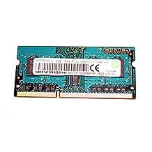 RAMAXEL 4GB LAPTOP RAM MEMORY 1Rx8 1.35v PC3L-12800S-11-13-B4 HF RMT3170MN68F9F-1600