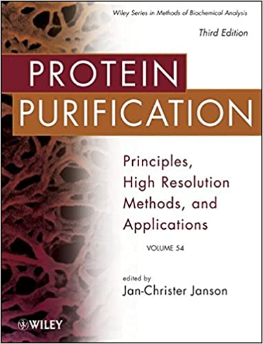 Amazon protein purification principles high resolution protein purification principles high resolution methods and applications 3rd edition fandeluxe Choice Image