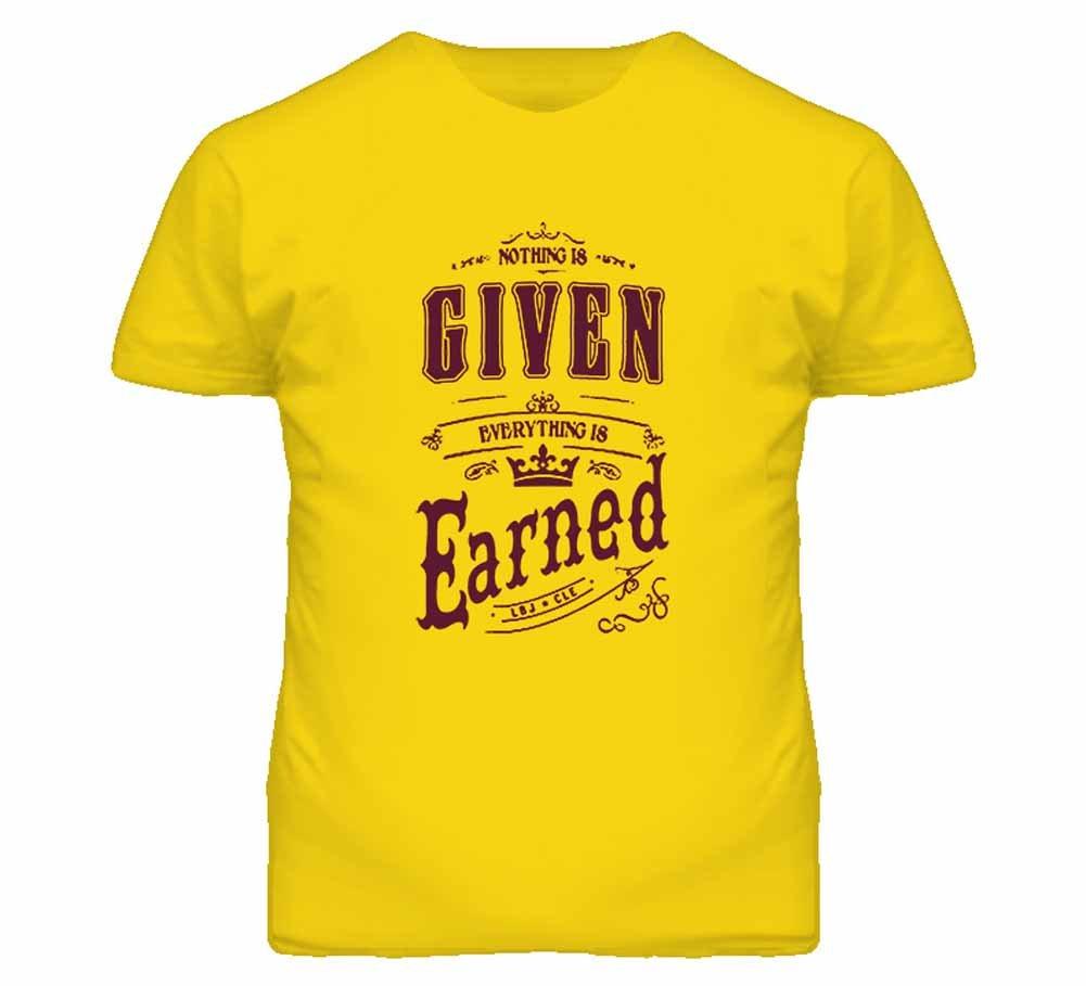 Tshirt Bandits S The King Everything Earned T Shirt