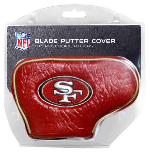 49ers golf head covers - 3