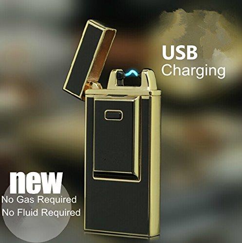 amazon com windproof flameless electronic pulse arc cigarette