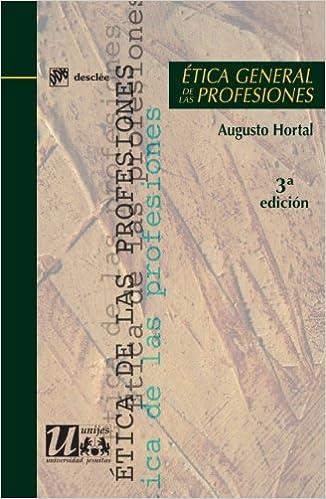 Kindle e-bøker ny utgivelseÉtica General De Las Profesiones (Spanish Edition) 8433017187 in Norwegian PDF DJVU by Augusto Hortal
