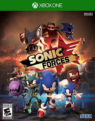 Sonic Forces: Standard Edition - Xbox One (Best Rated Xbox Games)