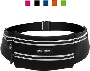 Milide Running Waist Bag Belt