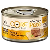 Wellness CORE Grain Free Canned Cat Food, Chicken