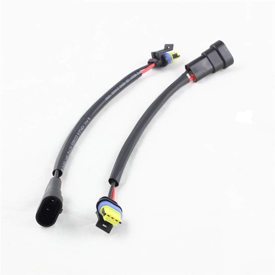 Verkabelung ForOSRAM OEM D1S D3S HID Xenon-Leuchtmittel Halterung Netzkabel Kabel-Adapter Vorschaltger/ät