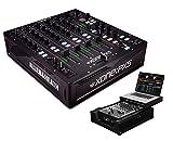 Allen & Heath Xone:PX5 4+1 Channel DJ Mixer +Odyssey FZGS12MX1BL...