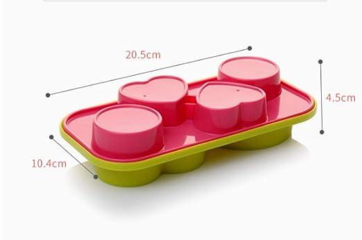 Yuaer Microondas Egg Maker PP Comestible Material Cocina Cocina ...
