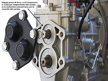 Motoazada sep 113 Kama: Amazon.es: Bricolaje y herramientas