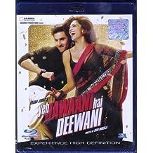 Yeh Jawaani Hai Deewani Hindi Blu Ray Original Fully Boxed