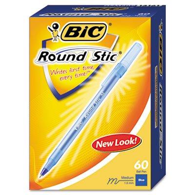 - BIC Round Stic Ballpoint Pens