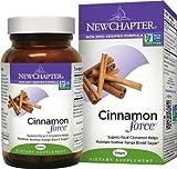 New Chapter Cinnamon Force, 120 Softgels