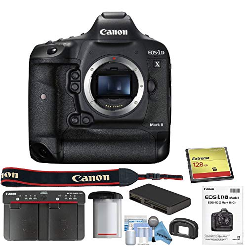 Canon EOS-1DX Mark II DSLR Camera (Body) with Starters Kit
