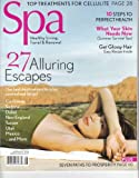 img - for Spa Magazine July / August 2006 book / textbook / text book