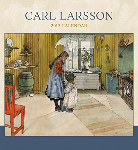 Carl Larsson 2019 Calendar
