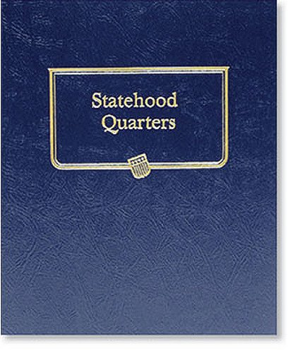 Statehood Quarter Coin Album (Quarter Collection Album)