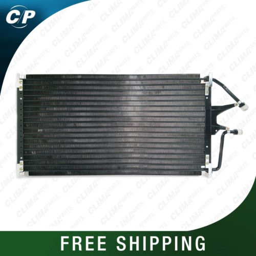 (COG215 4720 AC A/C Condenser for Chevy Fits C1500 2500 3500 Suburban Tahoe)