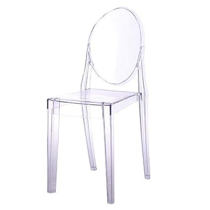 Sedie Moderne In Plastica.Hzb Sedie Moderne Di Plastica Bar Creativo Sedia Da Pranzo Sedia
