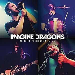 Night Visions Live (CD+DVD)