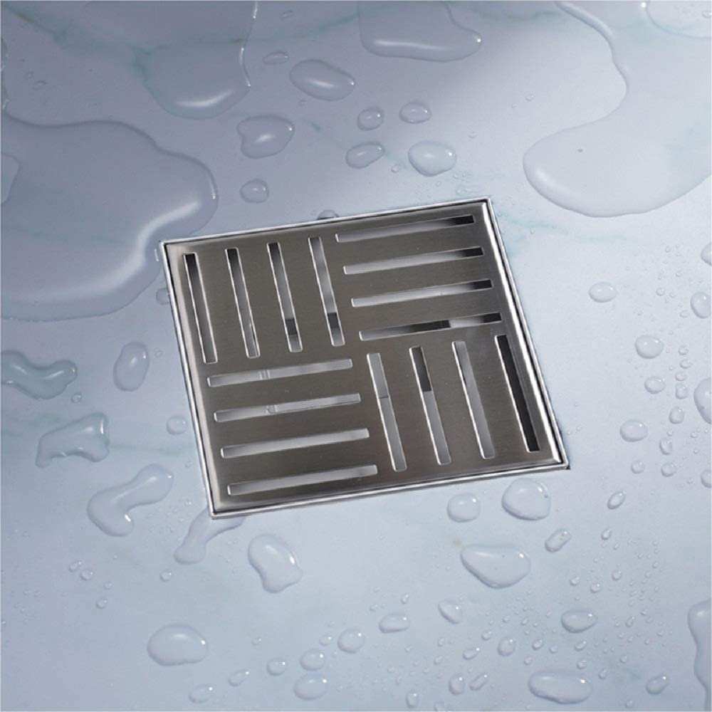 Caniveau de douche acier inoxydable de 130 cm le mod/èle 2 en 1