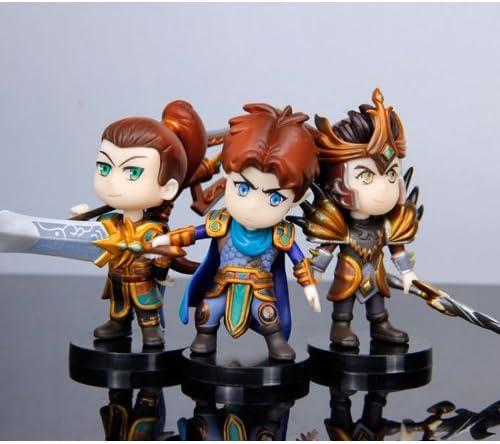 Amazon.com: Ghope League of Legends LOL Jarvan IV Game PVC ...