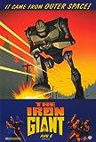 The Iron Giant Poster 27x40 Vin Diesel Eli Marienthal Jennifer Aniston Poster Print, 27x40