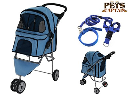 Baby Stroller Dog Leash - 5