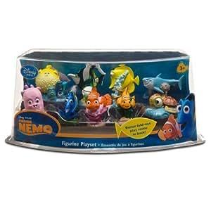 Disney Finding Nemo Figurine Play Set - 9-Pc