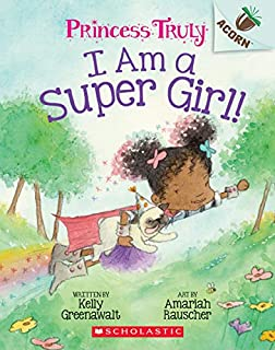 Book Cover: I Am a Super Girl!: An Acorn Book